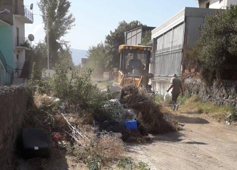 """San Giuseppe.Rifiuti, pulizia sull'intero territorio Catapano:""""Controlli serrati"""""""