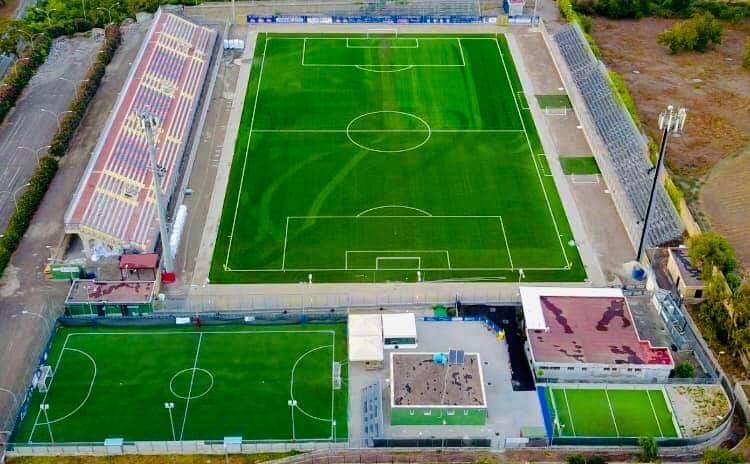 Sant'Anastasia. Restyling allo stadio: festa sportiva per l'inaugurazione