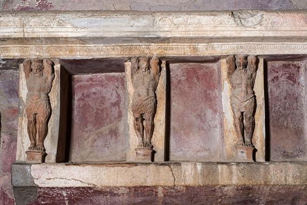 Pompei. Giornate europee del patrimonio: riaprono le terme