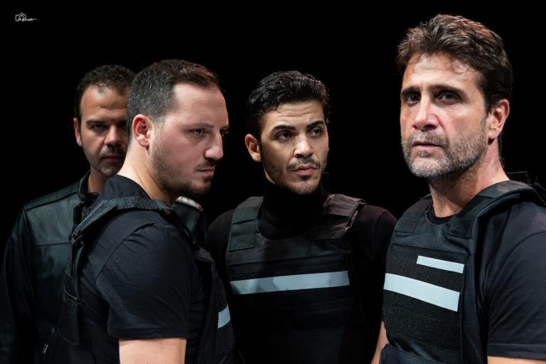 """""""Quattro uomini chiusi in una stanza"""" in scena al Nuovo Teatro Sanità"""