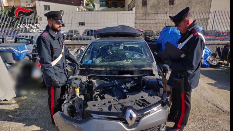 Riciclaggio e ricettazione auto rubate: 17 arresti. Video