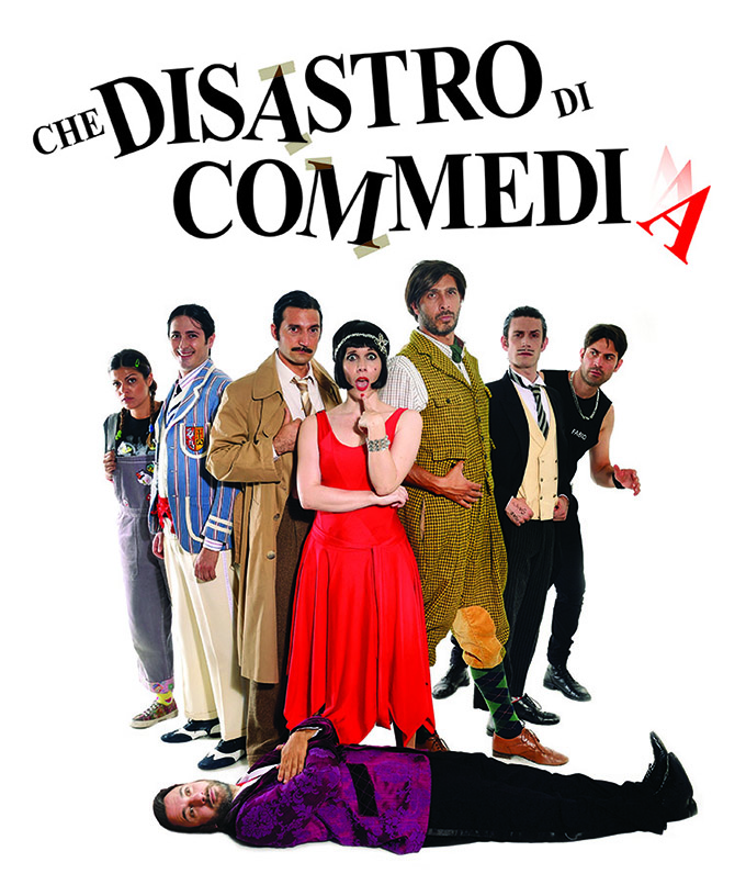 "Teatro Augusteo, ""Che Disastro Di Commedia"" apre la stagione teatrale"