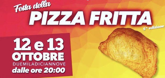 """A Casalnuovo la """"Festa della Pizza Fritta"""""""