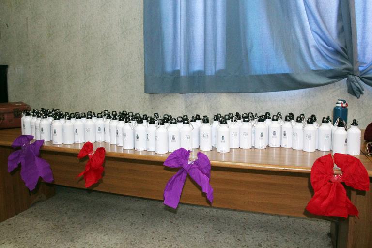 Pompei. #Plastic Free, il progetto di Gori e Comune arriva nelle scuole