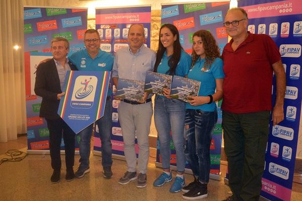Arzano Volley, una pioggia di premi nella serata organizzata dai comitati della Fipav