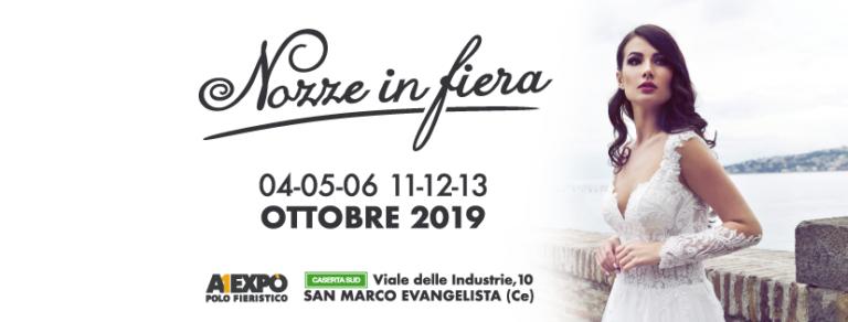Nozze in fiera 2019, riparte il salone mediterraneo della sposa