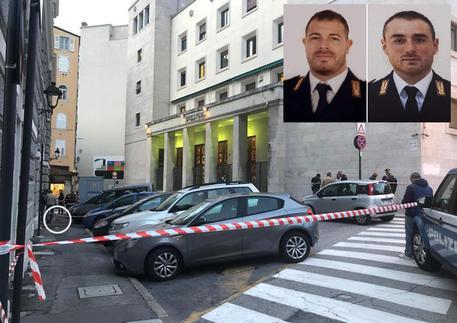 Tragedia a Trieste, poliziotti uccisi: uno degli agenti originario di Pozzuoli
