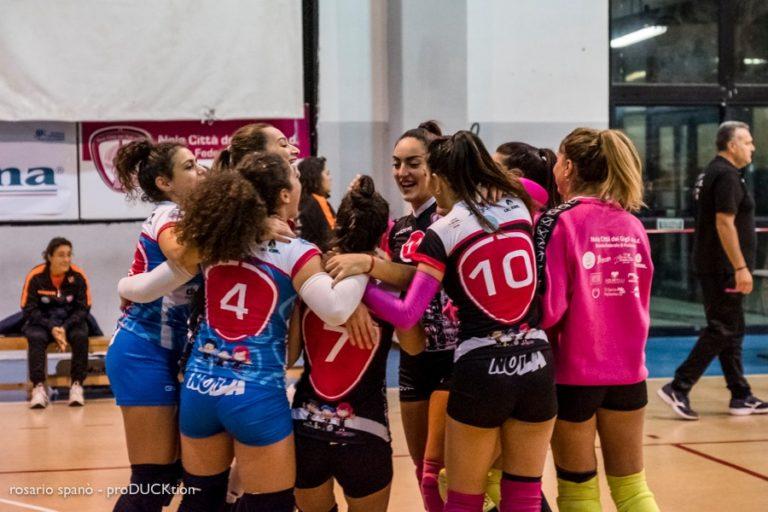 Besana Nola, prima gioia dell'anno: Vittoria al PalaMerliano contro Battipaglia