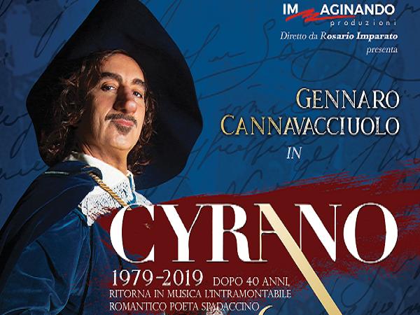 Il Cyrano di Pazzaglia e Modugno ritorna dopo 40anni al teatro Augusteo