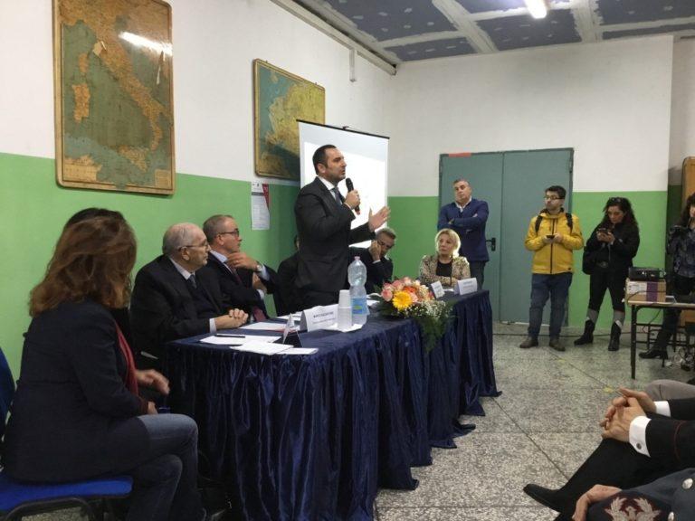 Impianto sportivo a S.Giovanni a Teduccio per l'educazione alla legalità