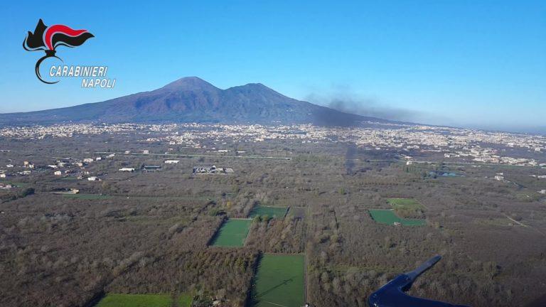 Terra dei Fuochi, controlli dei carabinieri: denunce e sequestri. Video