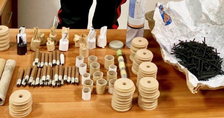Identificato fabbricatore di bombe, denunciato 53enne oplontino
