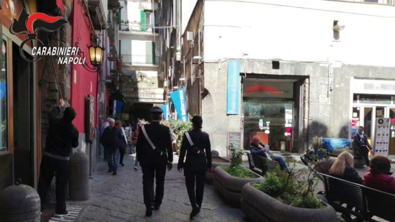 Napoli. Racket a pizzerie e negozi dei Decumani: 22 arresti. Video