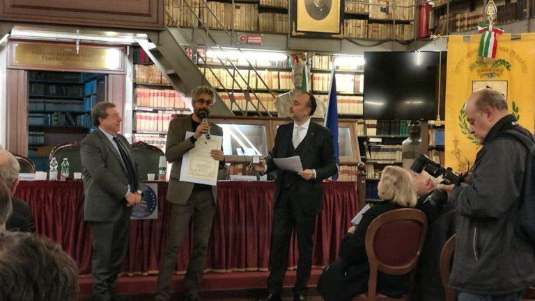 Medaglia d'argento per l'impegno civico al presidente della Gaiola