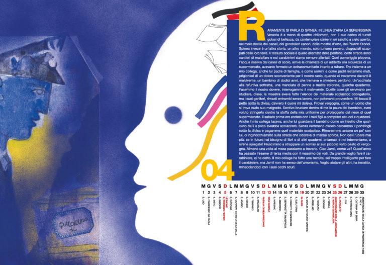 Calendario Storico dei carabinieri 2020, oggi la presentazione