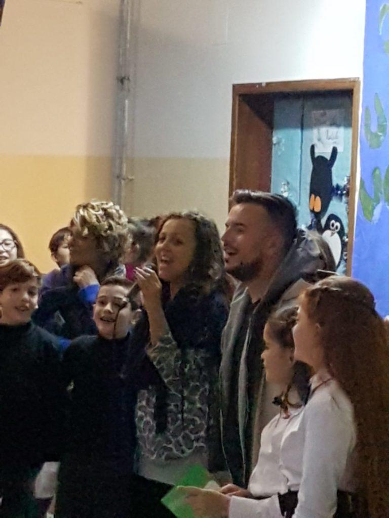 Al comprensivo Maiuri di Ercolano ospite Andrea Sannino