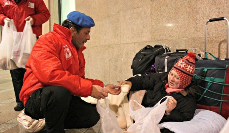 Natale solidale, l'ass. Saviano 2.0 organizza una raccolta doni per i senzatetto