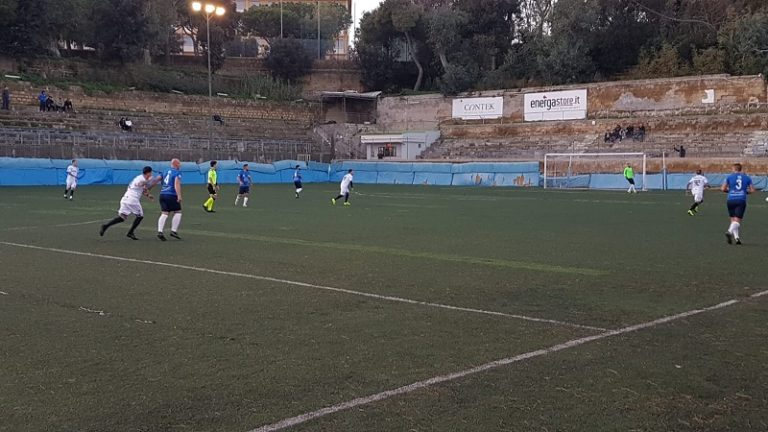 Calcio, Prima Categoria: Real Anacapri corsaro sul campo del Montecalvario