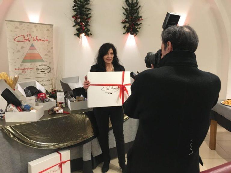 Castellammare. I kit di Chefmania: l'idea di Rosanna Fienga