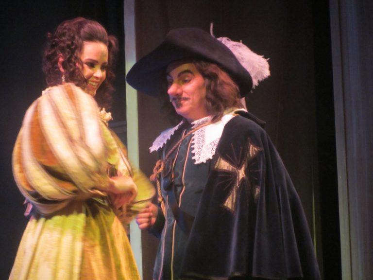 Teatro Augusteo, Cyrano: la commedia musicale in scena fino al 15 dicembre