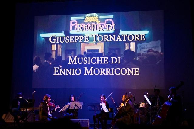 "Anacapri. I love cinema – Ensemble ""I Suoni del Sud"""