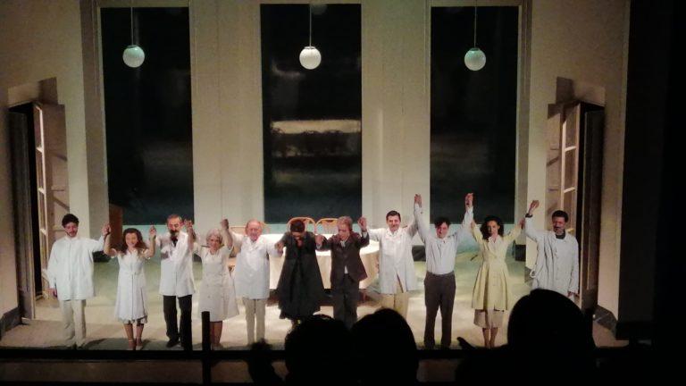 """Teatro Gloria, """"Ditegli sempre di sì"""": consenso di pubblico per Imparato e Rosi"""