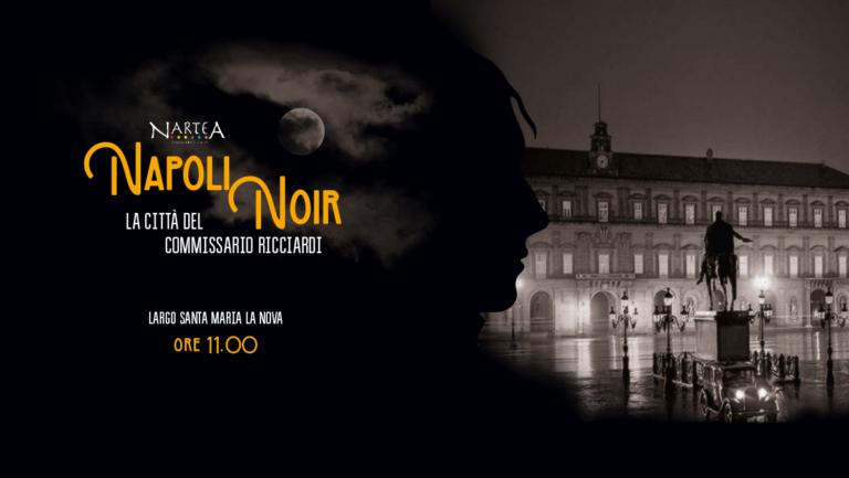 """""""Napoli noir. La città del Commissario Ricciardi"""", il tour letterario"""