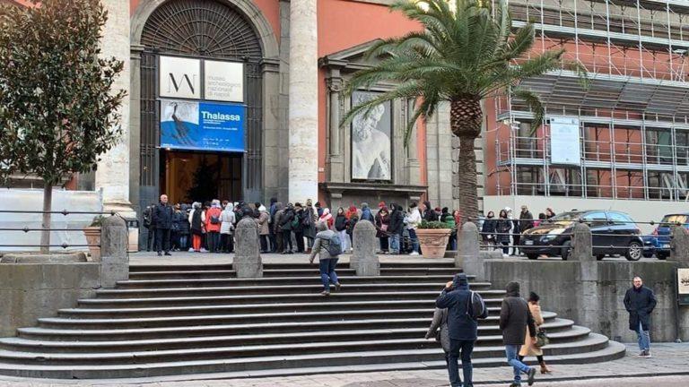 """673mila visitatori quest'anno al Mann, Giulierini: """"Sempre più Museo"""""""
