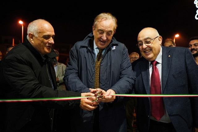 Pomigliano D'Arco. Inaugurata la nuova sede del volley campano