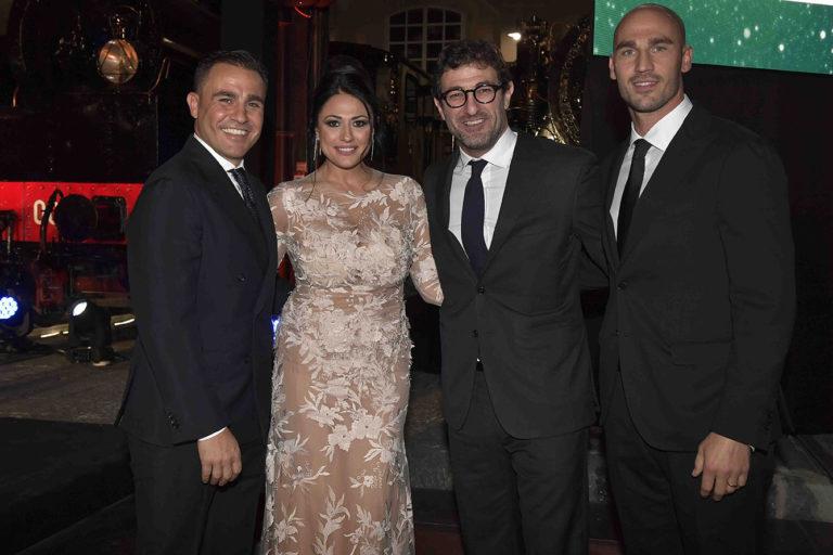 Charity Night 2019 – IV edizione: il gala di beneficenza della fondazione Cannavaro-Ferrara