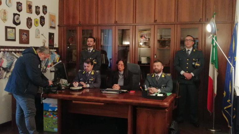 Concorsi S.Anastasia, 6 le persone coinvolte nell'indagine della GdF