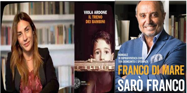 Doppio appuntamento con i libri: Franco Di Mare e Viola Ardone a Nola
