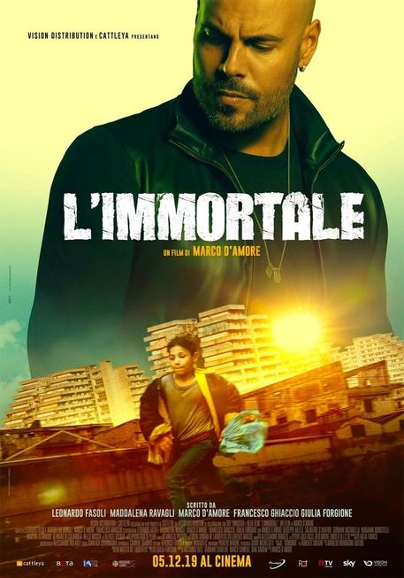 Marco D'amore a Capua, prima  tappa vicino casa per il film L'immortale