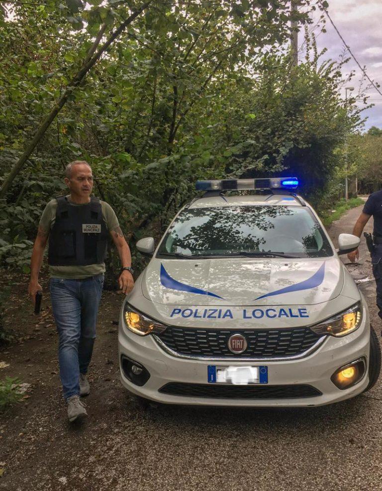 Il comandante Luigi Maiello alla guida della polizia Locale di Pomigliano