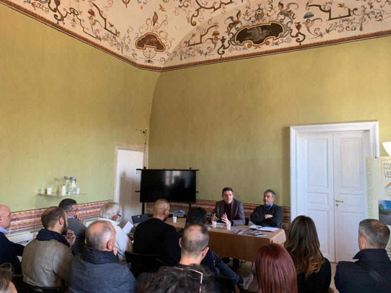 """Workshop per l'istituzione del marchio """"Parco nazionale del Vesuvio"""""""