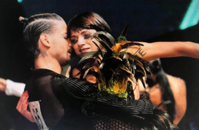 Successo internazionale per i ballerini Massimiliano e Andreana