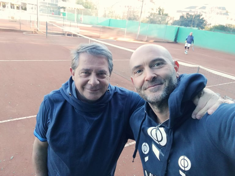 Tennis, trionfo della coppia Rotino-Beneduce al circolo Ercole di Caserta