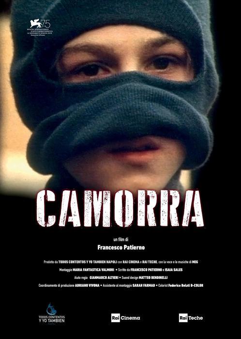 Al Suor Orsola la proiezione del docufilm Camorra: Patierno il protagonista