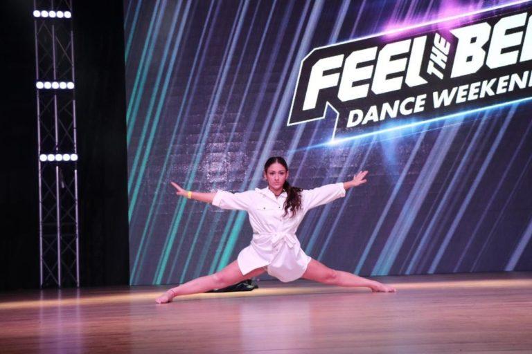Trionfa a Kiev la ballerina vesuviana Federica Padella