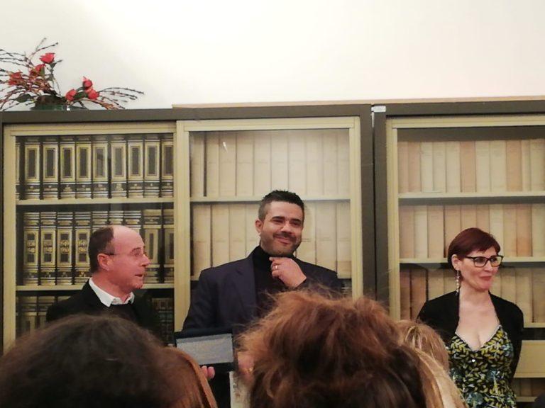 """Teatro. Premio """"Bruno Miselli 2020"""" all'attore Antonio Merone"""