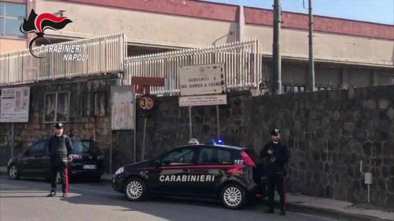 Colpo alla camorra, arrestate dai carabinieri 34 persone