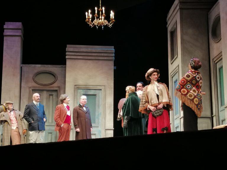 """Teatro Augusteo, Gianfranco Gallo in scena con """"Lo zio del medico dei pazzi"""""""