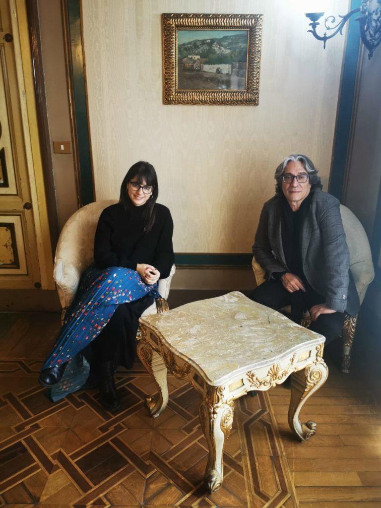 Napoli. Turismo, l'assessora de Majo incontra Xavier Marcè