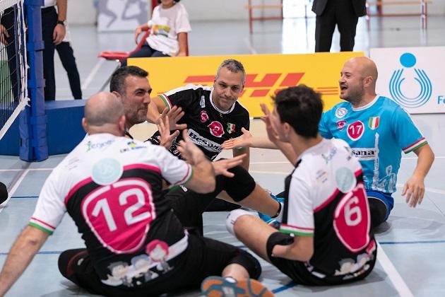 Sitting Volley, Supercoppa Italiana a Nola tra le prime 4 squadre d'Italia