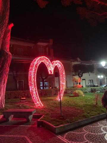Roccarainola si colora di rosso per San Valentino
