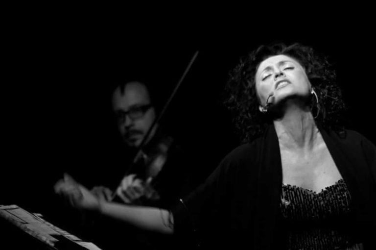 Oggi pomeriggio diretta musicale per l'artista Fiorenza Calogero