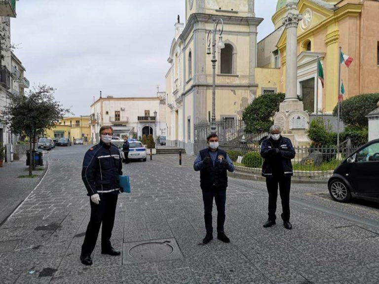 Covid-19, 9mila denunciati e 39 arresti: i dati nel napoletano