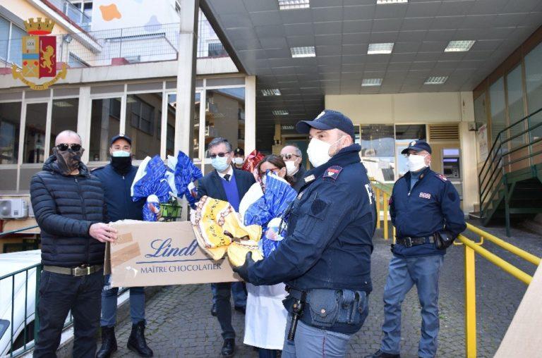 Rubate 32uova di Pasqua, ritrovate sono state donate al Santobono