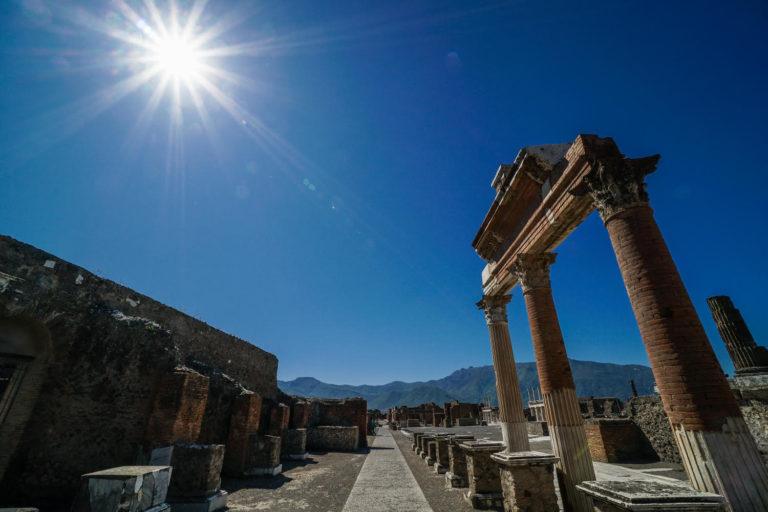 Riapertura Parco Archeologico Pompei, si parte il 26 maggio. Tutte le info