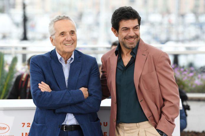 Marco Bellocchio e Pierfrancesco Favino - Il grande cinema italiano sarà protagonista del programma di Agosto dell'Arena Spartacus Festival